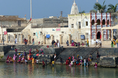 india-gujarat-dwarka-ghat